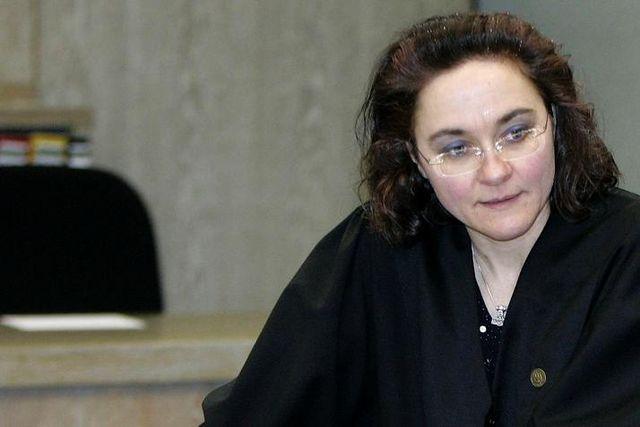 Slyvia Stolz - Soviel zur Meinungsfreiheit