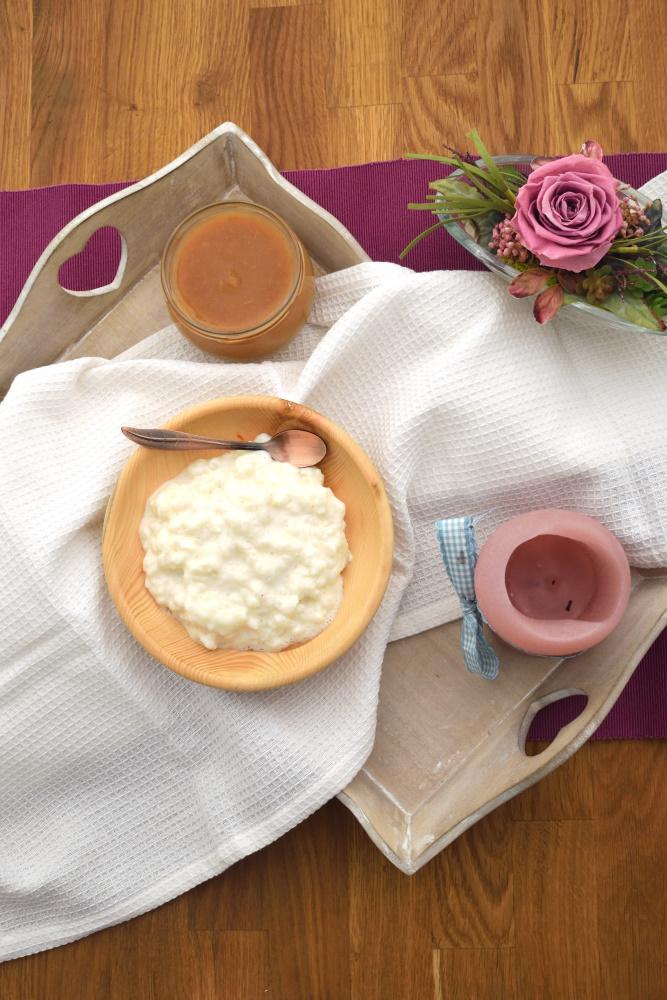 Joghurt Milchreis Die Arche