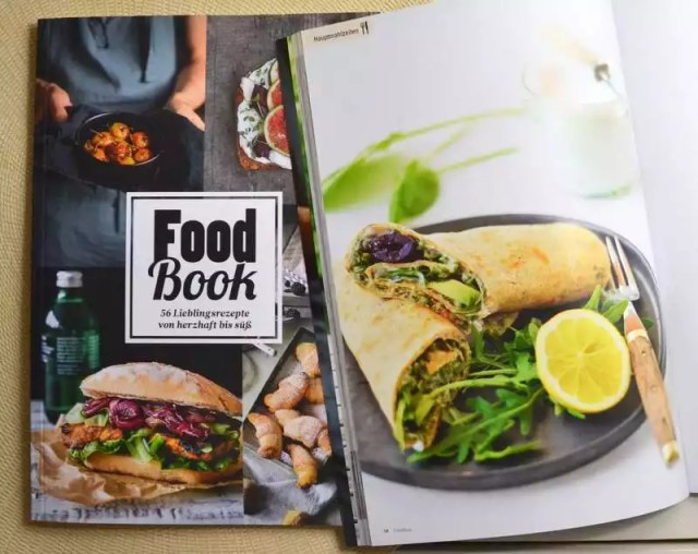 FoodBook Rezept