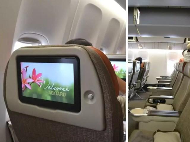 Fluglinie aus Taiwan EVA Air