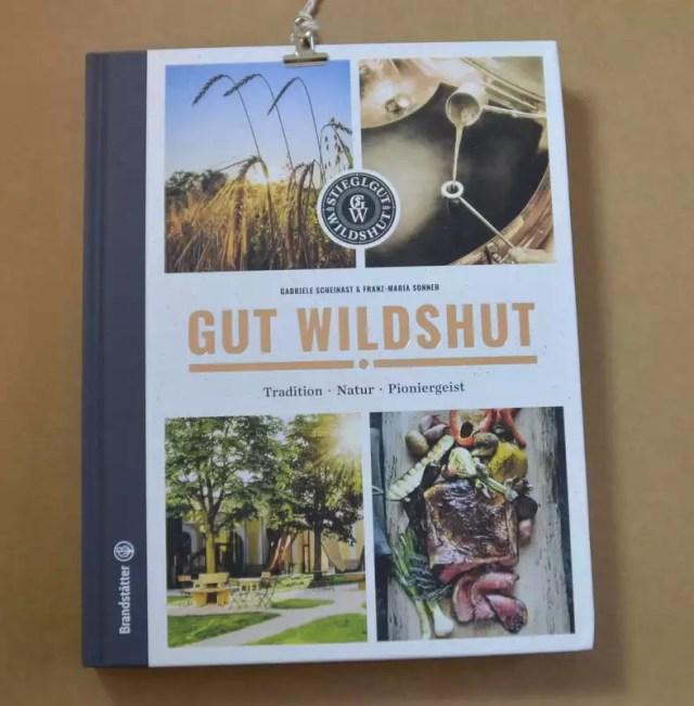 Buch Cover Gut Wildshut