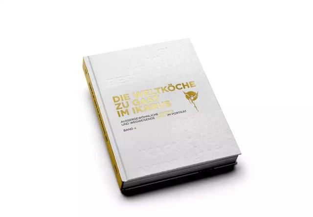 Ikarus Kochbuch Volume 4 Cover