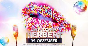 We love Herbert • Sa/09/12 • 2 floors • partyhard4friends @ Herbert Club & Disco | Kamenz | Germany