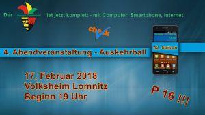 Auskehrball der 42. Saison des LCC @ Volksheim Lomnitz | Wachau | Germany