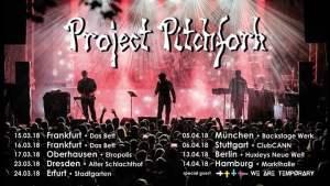 Project Pitchfork - Dresden / Alter Schlachthof @ Alter Schlachthof | Dresden | Germany