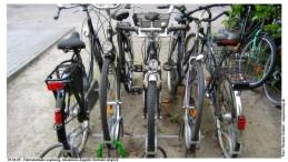 Fahrradständer, abgelaufenes Modell