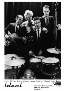 Ideal - Kultband der 80iger - Pressefoto