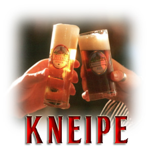 Kneipe - Stampe - Bierlokal