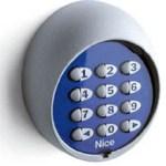 Türöffnung mit Zahlencode (Beispiel)
