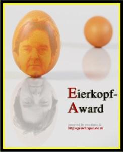 Eierkopf Award