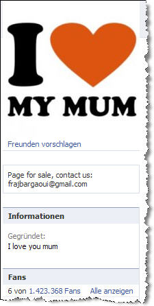 Screenshot I love my mum - zu verkaufen