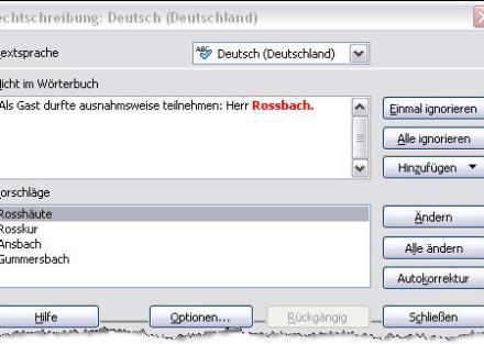 screenshot Rossbach