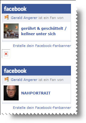 Ein Fan von ... (Screenshot: Lokalreporter-Blog)