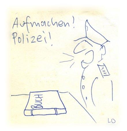 Lo Graf von Blickensdorf - zur Buchmesse 2010