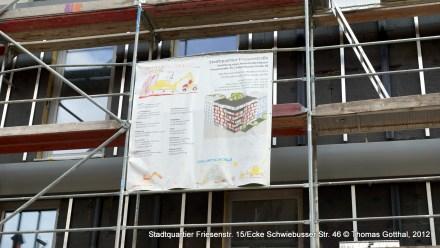 Stadtquartier Friesenstr. /Ecke Schwiebusser Str., Kreuzberg