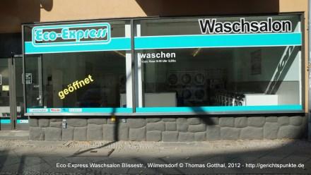 Eco-Express Waschsalon Blissestr., Wilmersdorf