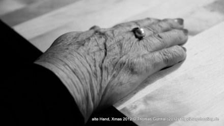 Baujahr 1923: Alte Hand!
