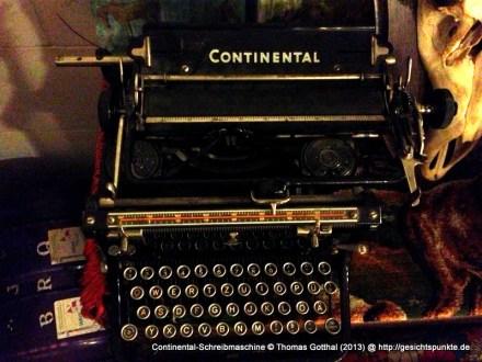 Continental-Schreibmaschine