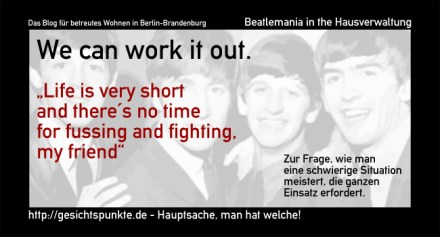 Beatlemania: We Can Work It Out!