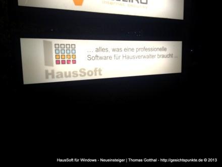 HausSoft für Windows - Neueinsteiger