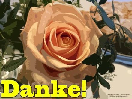 """""""Danke"""" - Banner"""