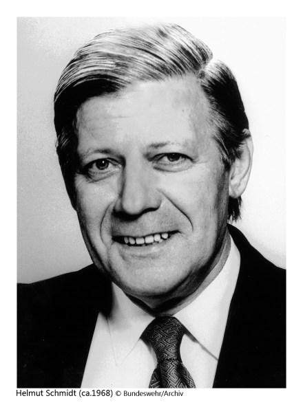 Helmut Schmidt, Foto ca.1969