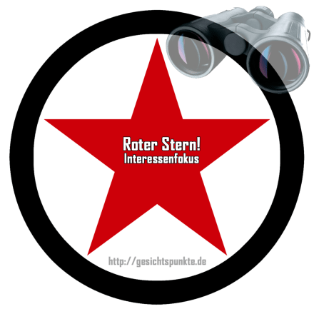 Roter Stern - Interessefokus