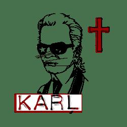 Karl Lagerfeld #gestorben