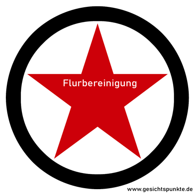Roter Stern: #Flurbereinigung