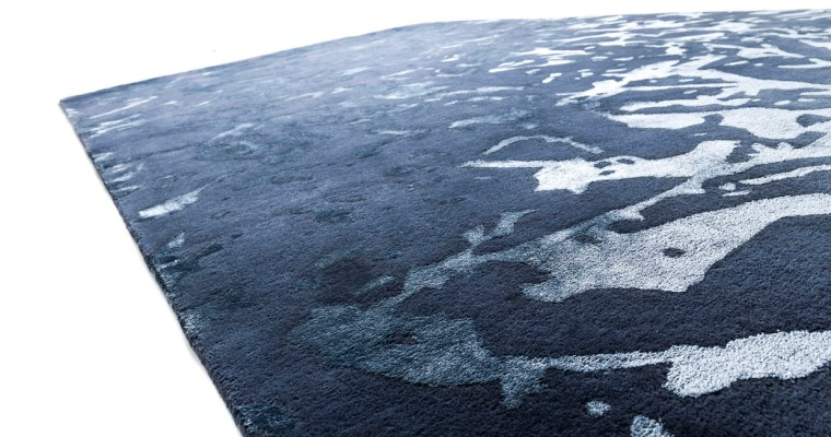 The new Floorwear® MARBLE from kymo: Fascinating carpet with marble effect