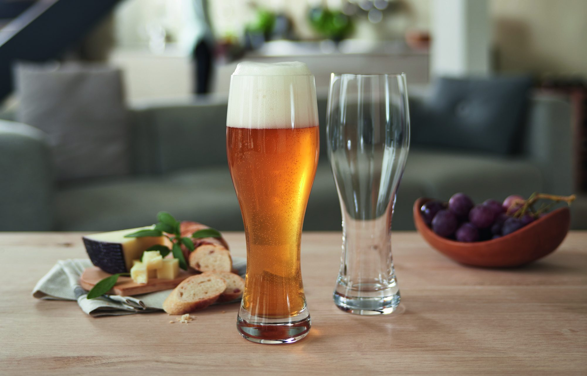 Erfrischender Biergenuss mit der TAVERNA Kollektion von LEONARDO