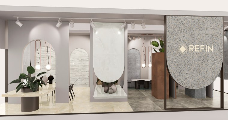 "CERAMICHE REFIN PRÄSENTIERT ""COVERINGS 2020 VIRTUAL EXPERIENCE"""