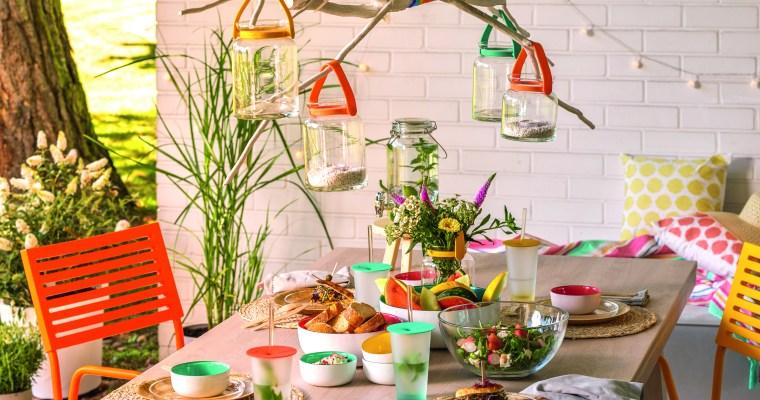 Mit LEONARDO´s Kollektion COLORATA erstrahlt der Sommer in kunterbunten Farben