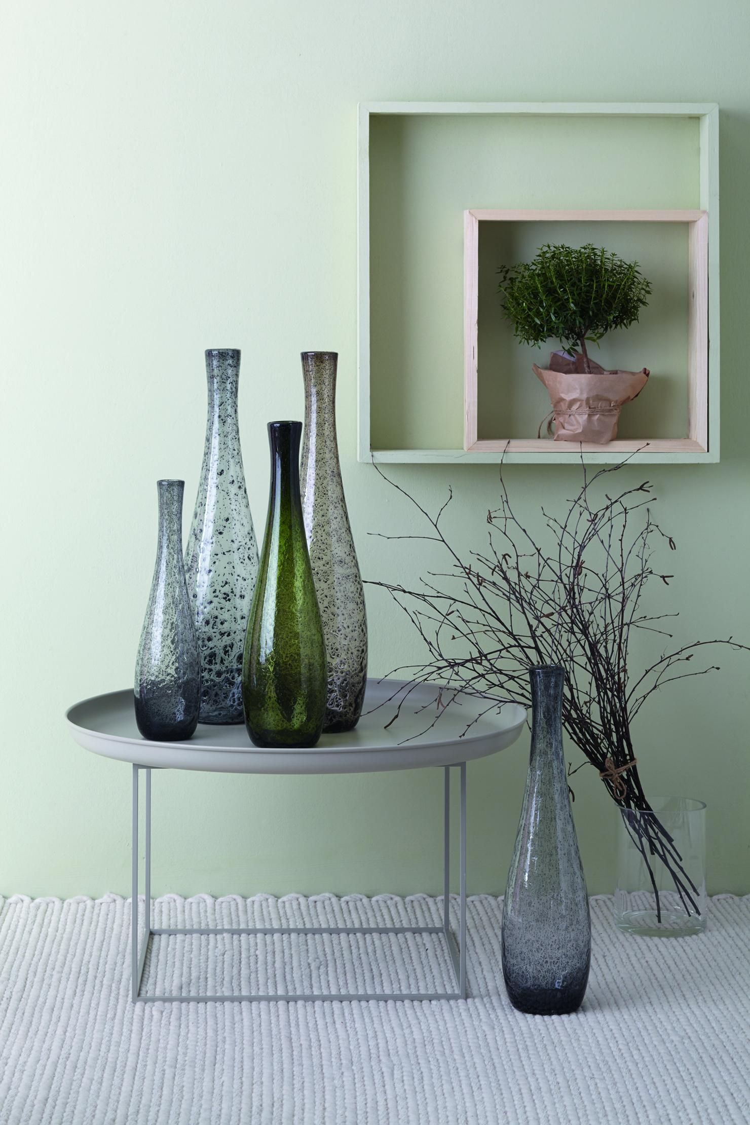 Edle Blumenschmeichler – GIARDINO Vasen von LEONARDO