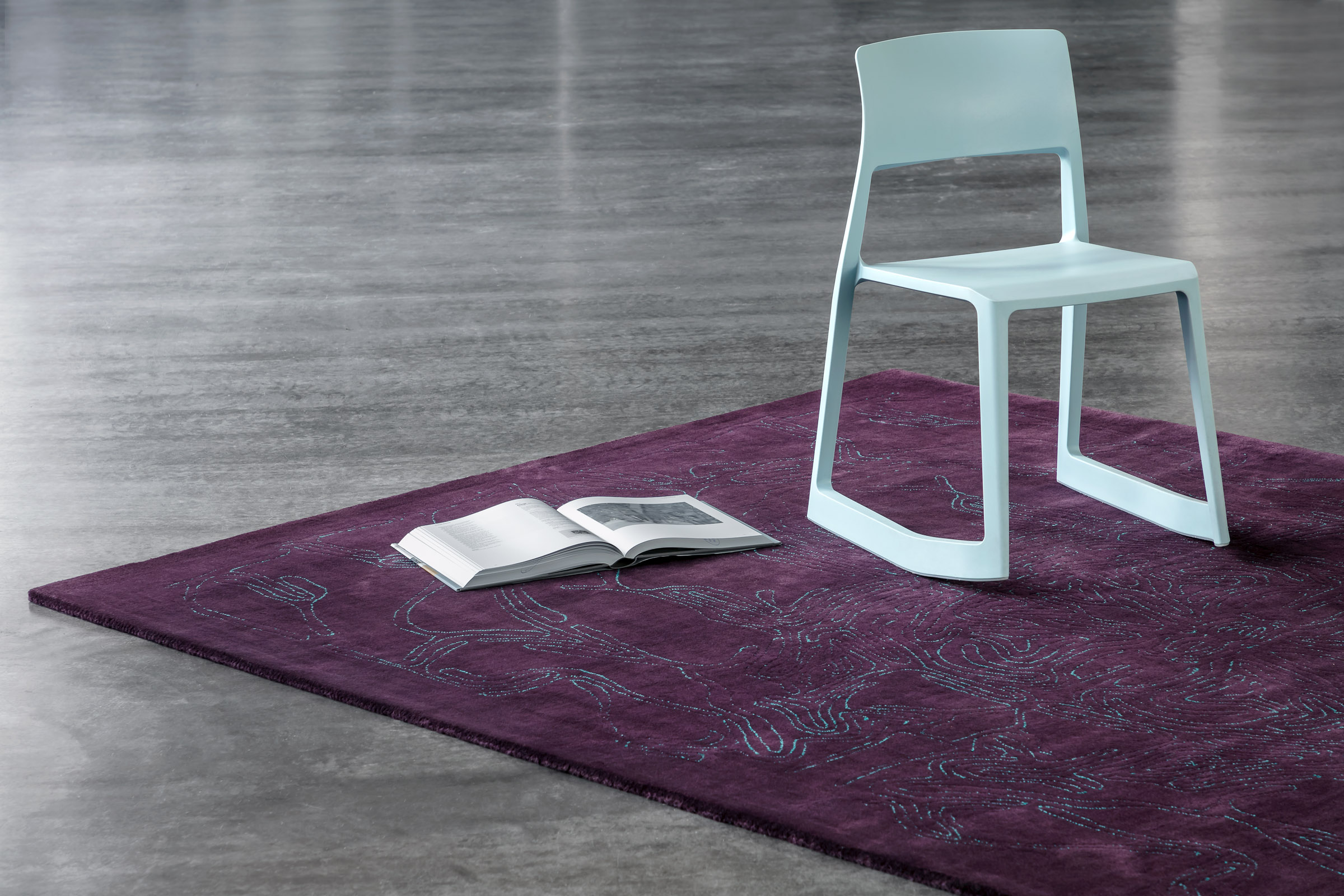Fashion meets FLOORWEAR® – kymo's 2020 carpet innovations