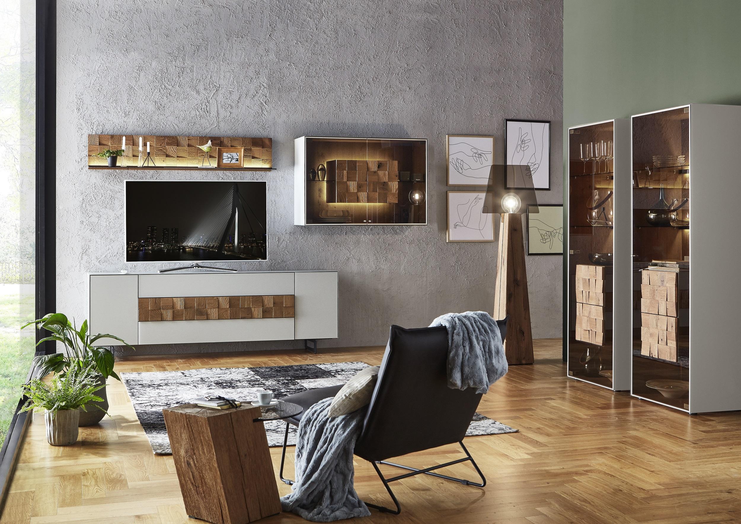 Das Home-Entertainment stimmungsvoll in Szene setzen mit LIV von LEONARDO living