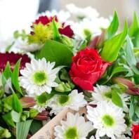 Geslaagd bloemen 3