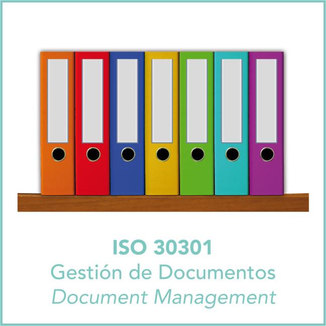 Gestión Documentos ISO30301 1