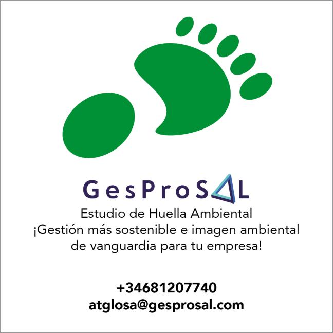 Tu Huella Ambiental con GesProSAL