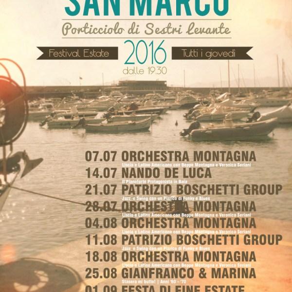 Sestri Live al San Marco