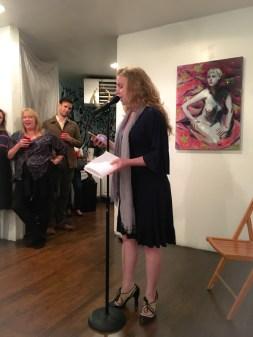 Poet Jenn McCreary