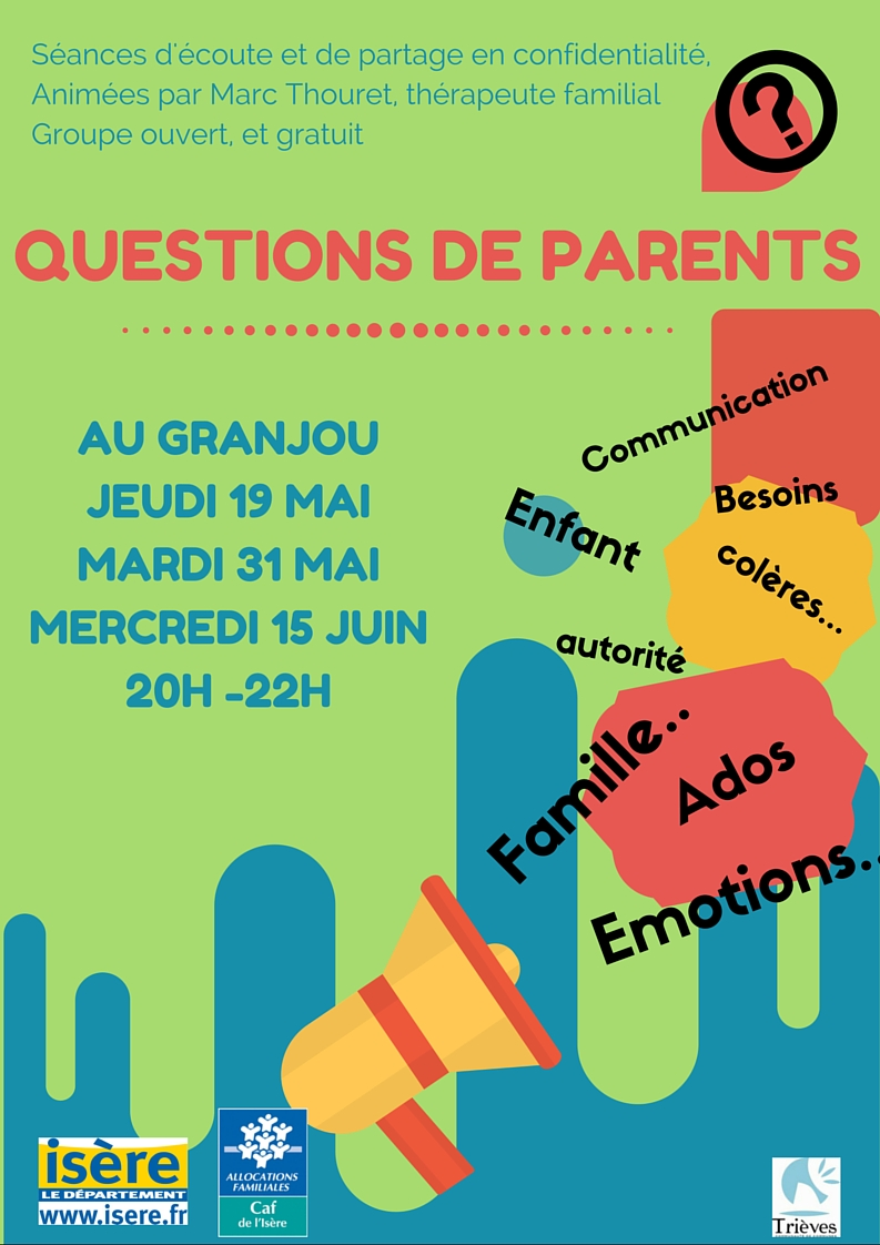 Question de parents : Monestier de Clermont