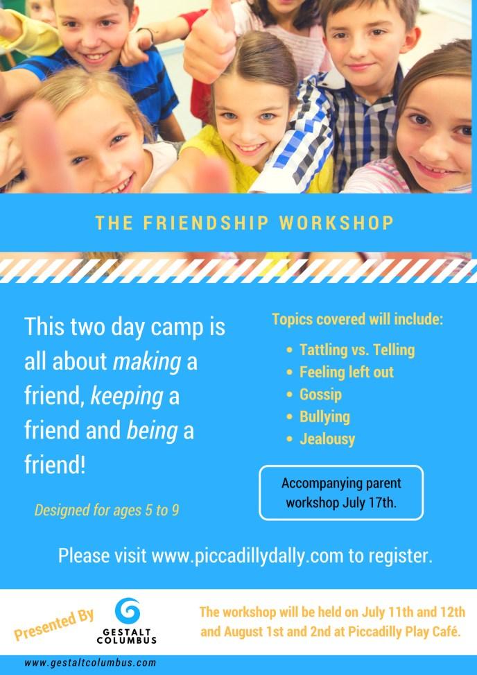 Friendship Workshop