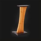 wooden-speaker-stands