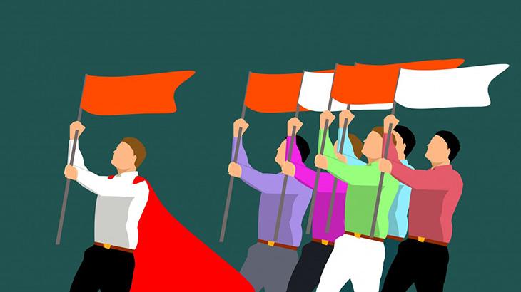 A Liderança é a Conquista da Confiança e Os Nossos Pontos Fortes