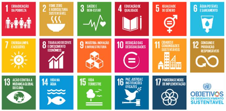 Objetivos de Desenvolvimento Sustentável (ODSs)