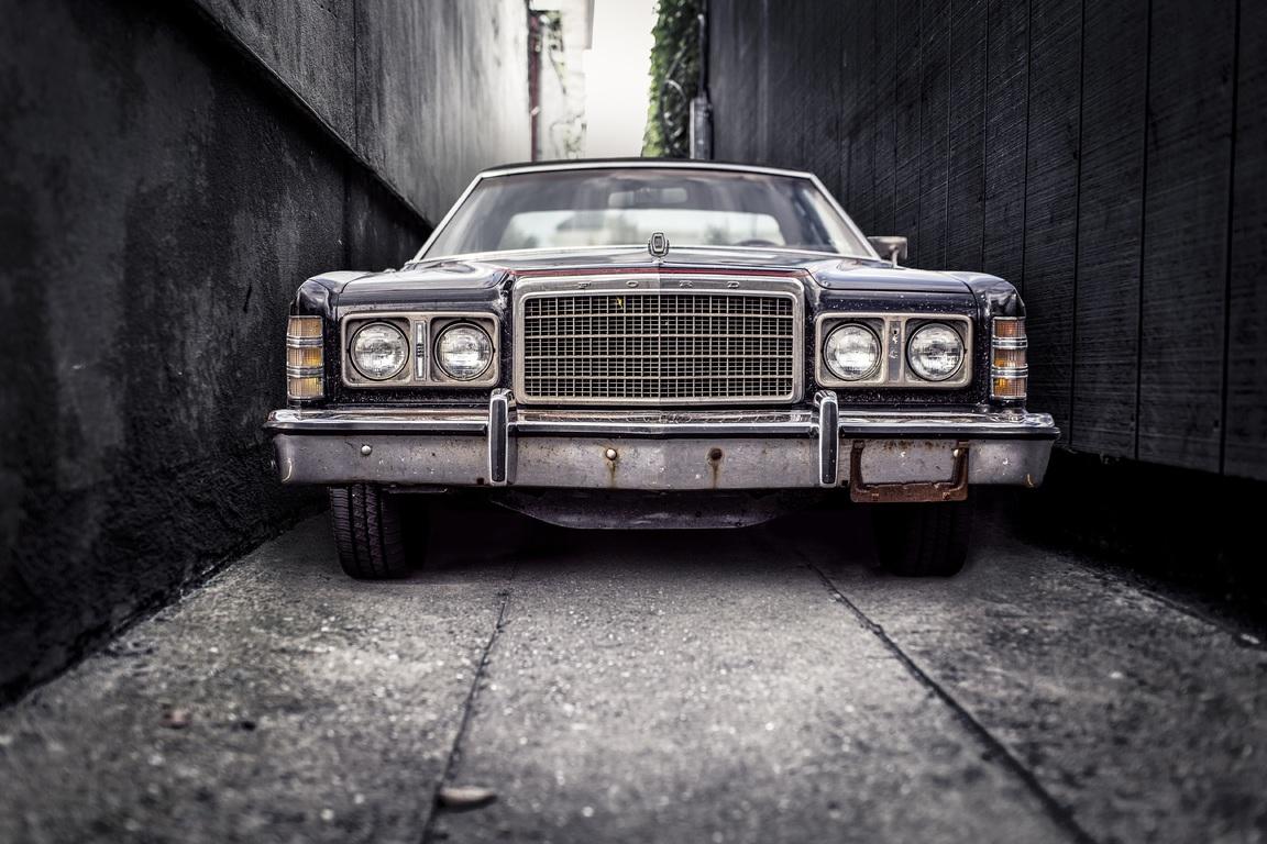 My Old Vintage Car is on Sale