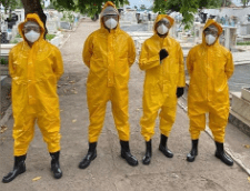 Em Sapé: Primeiro óbito é registrado por coronavírus e quarentena termina no próximo domingo