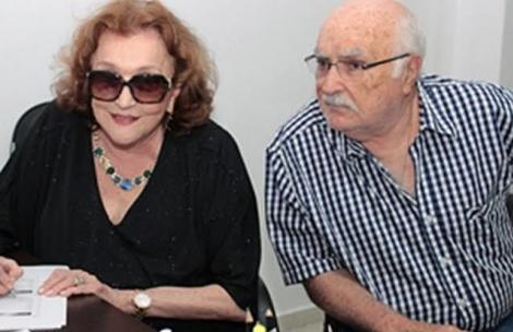 Wilson Braga e Lúcia estão internados com suspeita de coronavírus, diz colunista