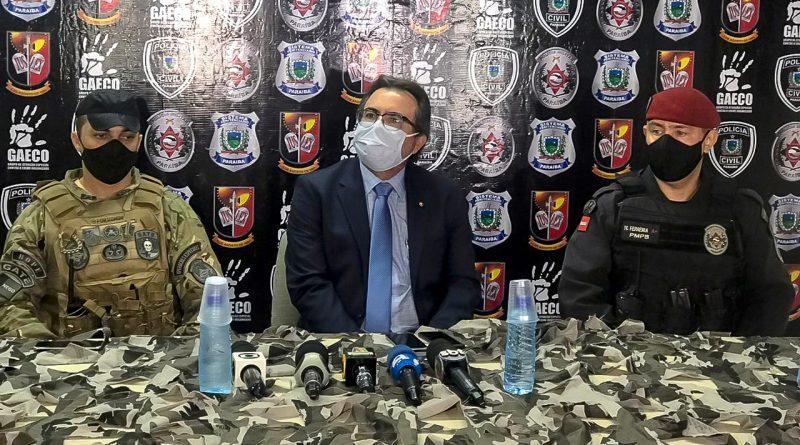 Operação Flashback prende suspeitos em Sapé, Santa Rita e João Pessoa